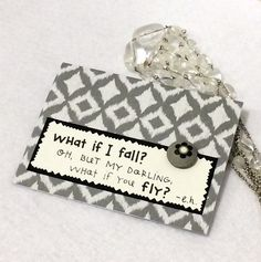 Hope on a Gray Day by Leisa on Etsy