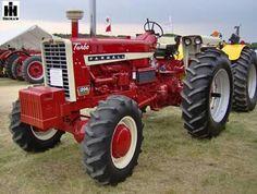 IH 1206 FWD