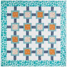 Big Rig Quilting: Modern Fabrics - Modern Design