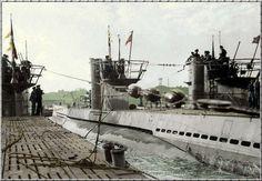 3rd Reich KMS german U boats gather 2