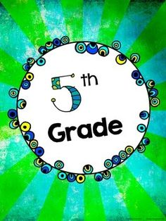 1000+ images about Finally Fifth Grade on Pinterest | 5th ...