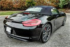 Porsche Boxster - will someone please buy me this?!