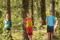 """Die Gastgeberin Anni Stock ist ausgebildete Waldbaden - Expertin und nimmt Sie einmal wöchentlich mit auf eine ganz besondere Reise durch die Natur - lassen Sie sich darauf ein - das """"Feeling"""" wird Sie begeistern... nur im ADLER INN Hotel Adler, Bermuda Shorts, Travel, Fashion, Summer Vacations, Voyage, Bathing, Guys, Nature"""