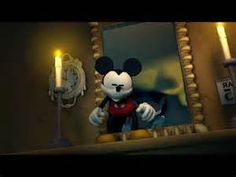 Epic Mickey Lonsome Manor Rooms - Bing Images