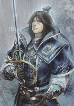 Sima Shi Artbook white Video by mollymous.deviantart.com on @deviantART