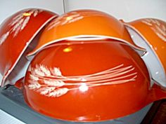 Pyrex Harvest Wheat Bowl Set. Please click the image for more information.