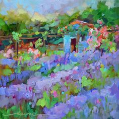 Dreama Tolle Perry » Artist and Writer » Second Chance for France and The Magic of Lavender