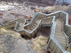 Steps to conquer, Hallett Cove, South Australia