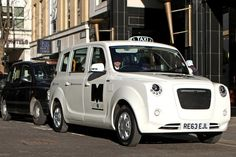 London's new Metrocab electric taxi could save cabbies £40 a day