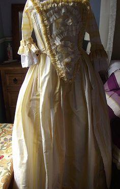 18thc dress