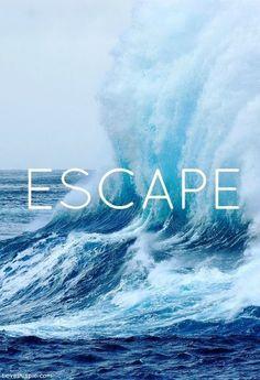 .please can I escape...