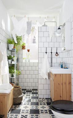 Zdjęcie numer 20 w galerii - Katalog IKEA 2017 już dostępny w Polsce. Home Trends, Gravity Home, Interior, Home, Ikea Catalog, Ikea, Ikea 2017 Catalog, Bathroom Decor, Beautiful Bathrooms