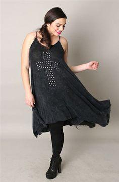 Living Doll LA Plus Size Cross Dress
