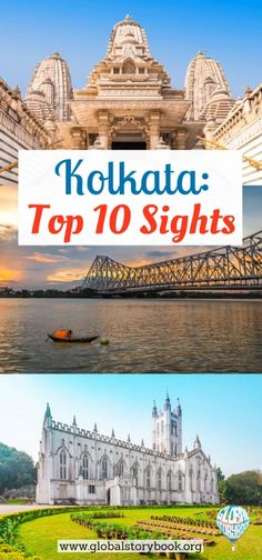 Kolkata, India - Top 10 Sights - Global Storybook. Kolkata (the city of joy) is the capital of the West Bengal state of India.  This beautiful metropolitan city is not only popular for its mishit dohi, roshogollas, the Victoria Memorial, and the Howrah Bridge, but also for its attractive nature...