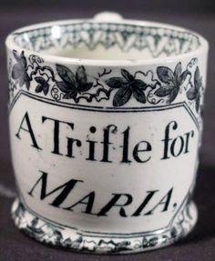 More like a coffee mug, but love it just the same!