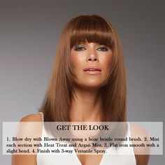 """GET THE LOOK: """"Sienna""""  SmartLace Human Hair Wig - Lace Front / Monofilament"""