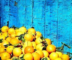 Lemons, Amalfi Coast