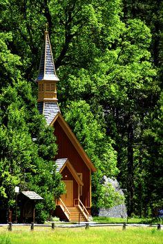 Church, Yosemite