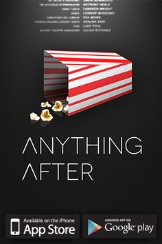 """Ever gone to the movies and wondered, """"Is there anything after the credits?"""" Well, there Weird Videos, Weird Gif, App Store, Itunes, Save Yourself, Google Play, Gadget, Ios, Waiting"""