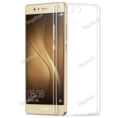 Ultra-thin Transparent Soft Silicone Back Case for HUAWEI P9 Plus