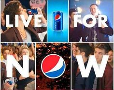 ..... I LOVE the commercial.... But couldn't they have changed it to Live While We're Young?!?!?!