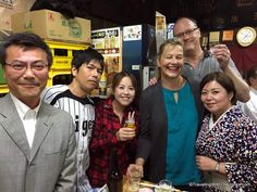 fun with locals at one of the oldest Izakaya in Osaka, Japan Osaka Japan, Walking Tour, The Locals, Old Things, Tours, Culture, History, Fun, Historia