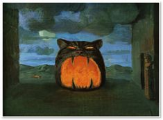 Michael Sowa - Trial by Fire Michael Sowa, Mad Season, The Beautiful South, Little King, Halloween 4, Artist Trading Cards, Art Oil, Les Oeuvres, Surrealism