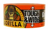 Gorilla tape black double thick adhesive
