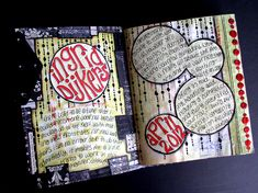 Ingrid Dijkers: File Folder Journal #3