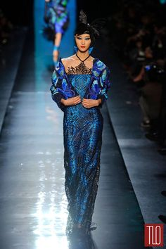 Jean Paul Gaultier Spring 2014 Couture Collection | Tom & Lorenzo Fabulous & Opinionated