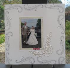 Rosalien's Creations : Blog Hop Stamp Impressions - Theme - Let's Get Married