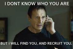 I AM a Recruiter Meme - Bing Images