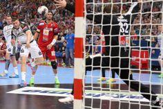 EHF Champions League 2014 Laszlo nagy, Filip Jicha, Niclas Ekberg