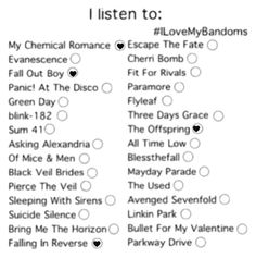 """i serouisly need to listen to these other bands"" by alexkaity ❤ liked on Polyvore featuring art"