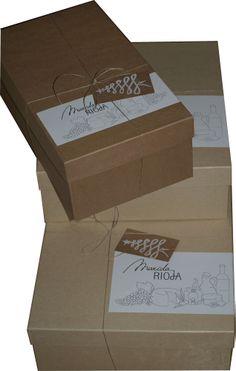 Paquetes regalo de Maridarioja