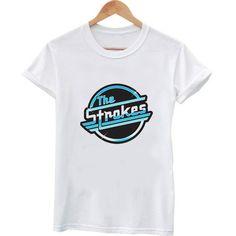 The strokes Logo shirt