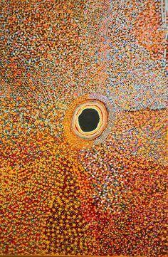 Susie Bootja Bootja Napaltjarri, Kaningarra, Acrylic on canvas, 59 -representation of people- Indigenous Australian Art, Indigenous Art, Aboriginal Art Australian, Aboriginal Painting, Aboriginal Artists, Encaustic Painting, Arte Tribal, Tribal Art, Toledo Museum Of Art