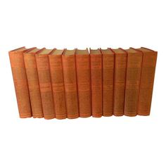 """This English 11 volume collection of Norwegian author, Henrik Ibsen, books was published in London, Often referred to as """"the father of reali. William And Mary, Wooden Dolls, Book Worms, Vintage Antiques, Monthly Subscription, Books, Modernism, Shakespeare, Theater"""