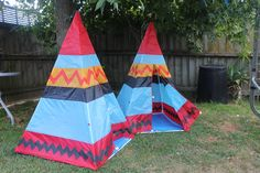 Indian teepees Indian Teepee, Wild West Theme, Picnic Blanket, Outdoor Blanket, Cowboy Party, Teepees, Birthday Decorations, 3rd Birthday, Fun