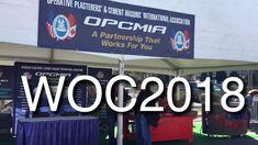 OPCMIA World Of Concrete 2018 Las Vegas