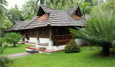 arjuna-vallabha:  A Nalukettu (traditional house) in Trivandrum, Kerala