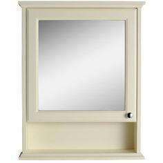 Savoy old English mirror cabinet