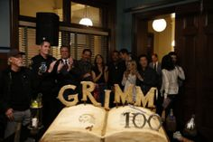 On the set of the 'Grimm' 100th episode in Portland (photos)   OregonLive.com