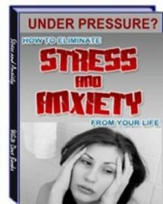 How To Eliminate Stress & Anxiety. Unfortunately, stress and anxiety go hand in hand. In fact, one of the major symptoms of stress is anxiety.