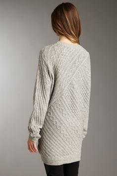 BCBGMAXAZRIA...beautiful knit pattern...make this~~