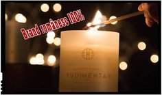 Sufletul lucrurilor este reprezentat de mirosul lor. Acesta este mott-ul sub care se prezintă Rudimentar, un brand 100% românesc de lumânări parfumate cu fitil de lemn de cireș, suport de sticl� Candle Jars, Candles, In This Moment, Fragrance, Candy, Candle Sticks, Candle