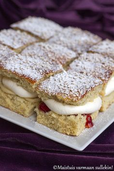 Winter Food, Food Inspiration, Cake Recipes, Breakfast, Sweet, Ethnic Recipes, Kitchen, Morning Coffee, Candy