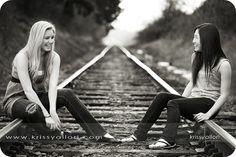 friend photoshoot