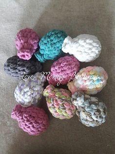 Splash Bomb - free crochet pattern by KatieAnne.