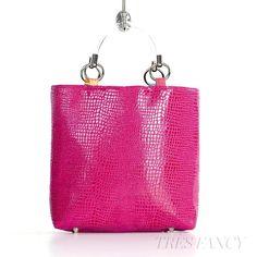 Boa Hot Pink Small Tote